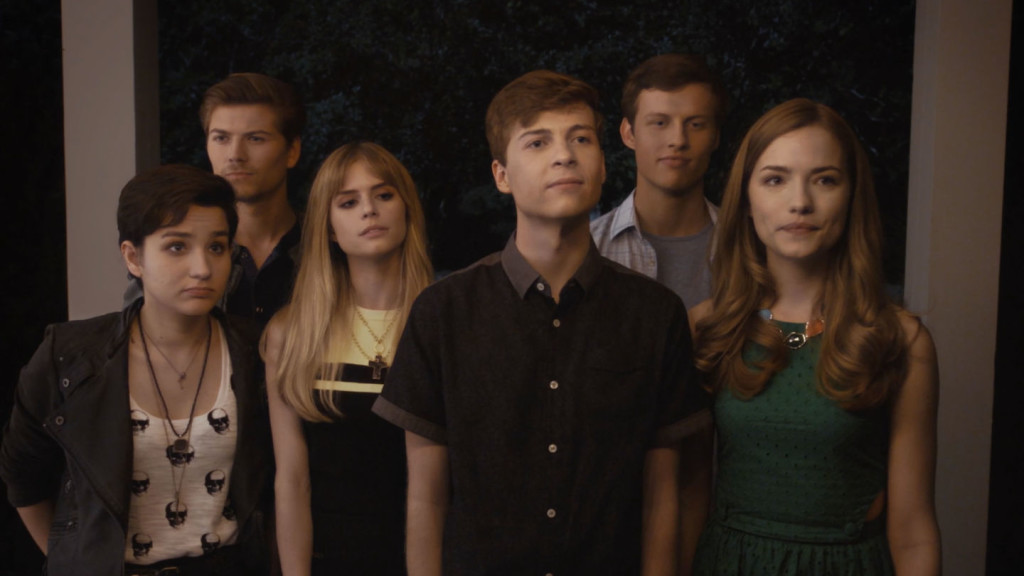 Scream Elenco MTV Série A Escotilha