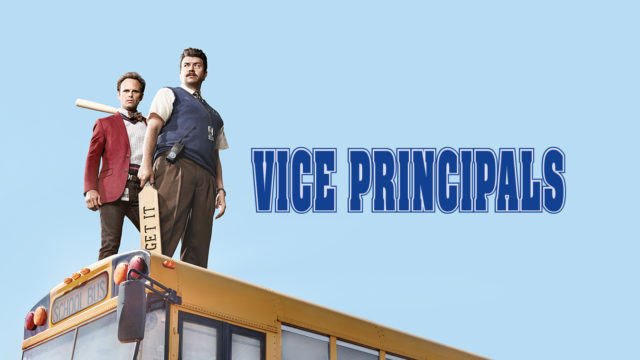 vice principals hbo