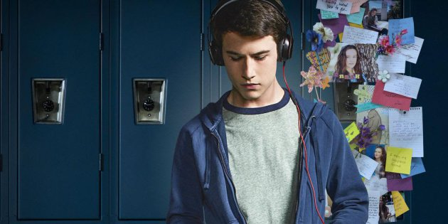 Dylan Minnette interpreta Clay Jensen, protagonista de 13 Reasons Why