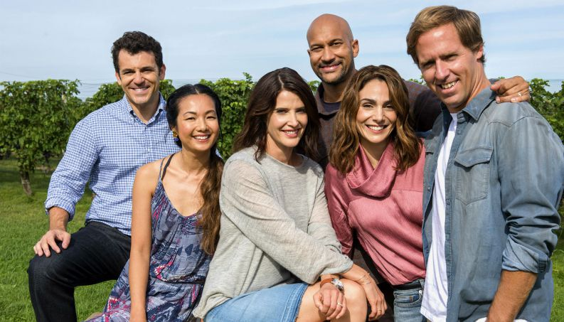 Elenco principal de 'Friends From College'