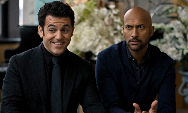 Fred Savage e Keegan-Michael Key