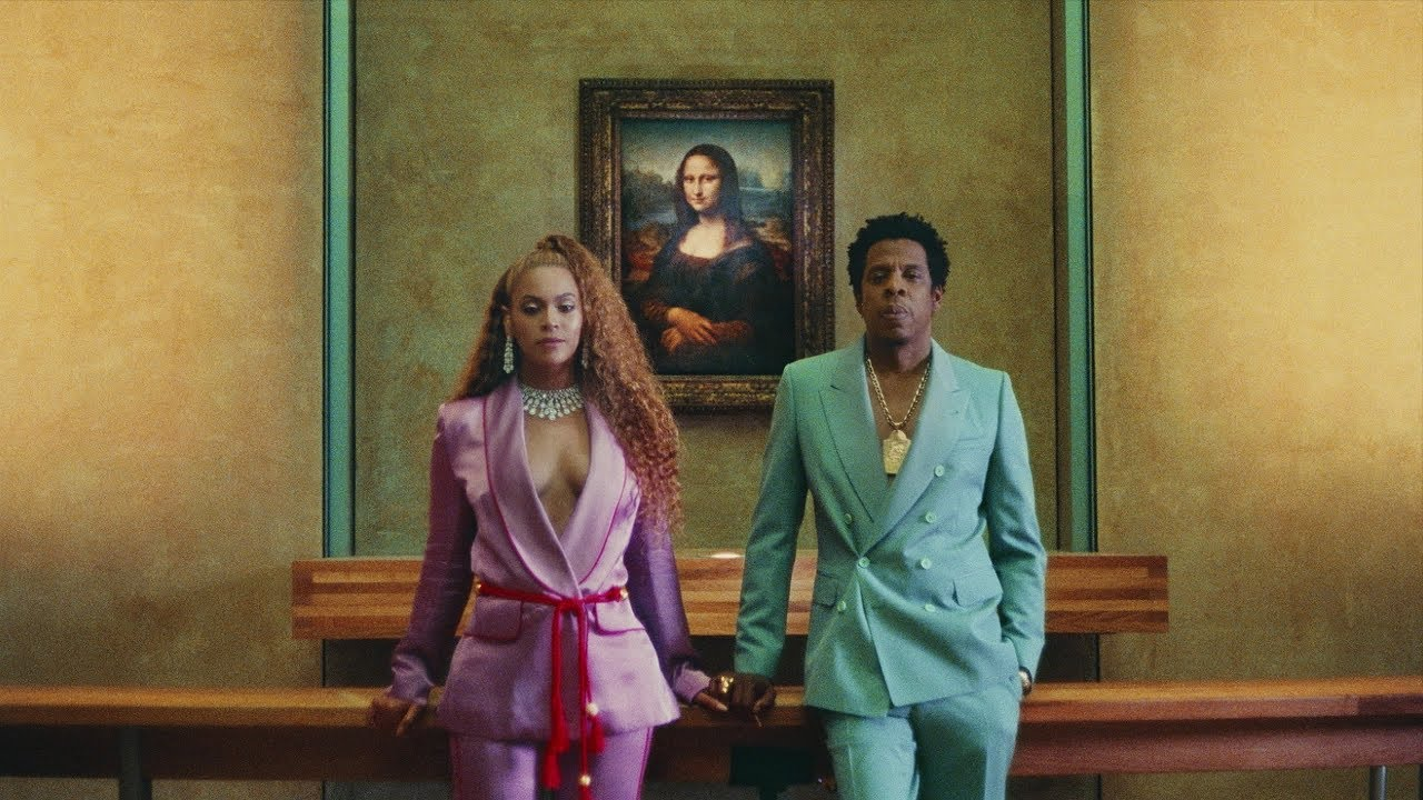 Beyoncé e Jay-Z: The Cartes